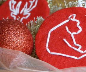 Boules de Noël pour le sapin [VIDEO]