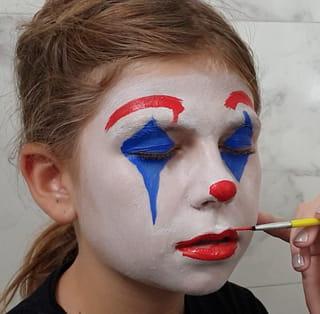Étape 4: Le maquillage des lèvres