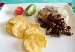 Super-dip, un plat mexicain