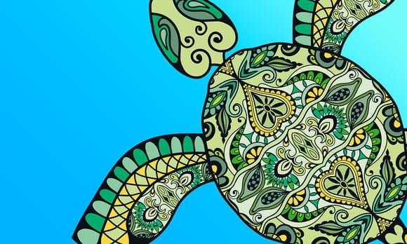 Mandalas Polynésie