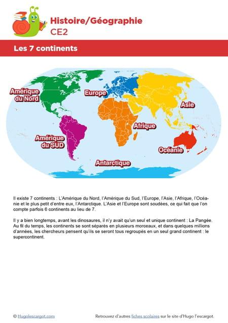 apprendre-les-7-continents