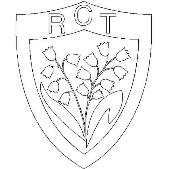 Coloriage RCT en Ligne Gratuit à imprimer