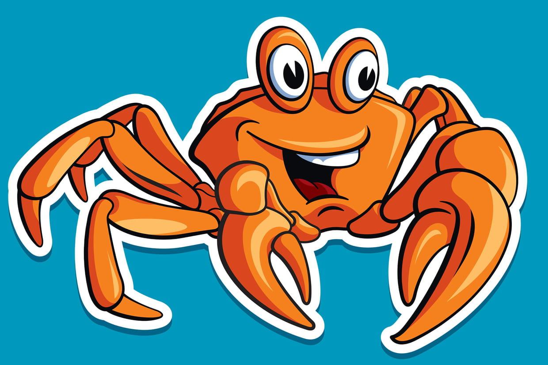 Coloriage Crabe Dauphin.Coloriage Les Crabes Sur Hugolescargot Com