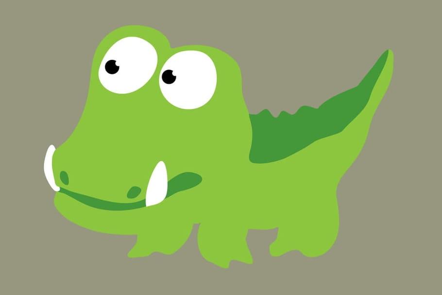 Comptine Nico le crocodile