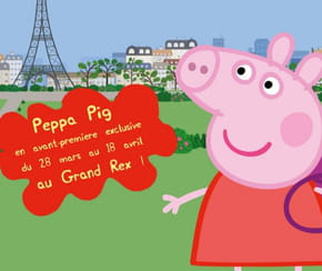 Les nouvelles aventures de Peppa Pig au cinéma