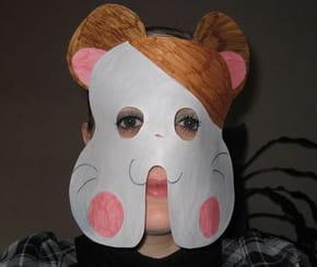 Masque Hamster