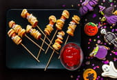 Saucisses Momies pour Halloween [VIDEO]