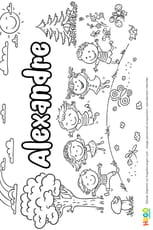 Alexandre prénom de garçon version 4