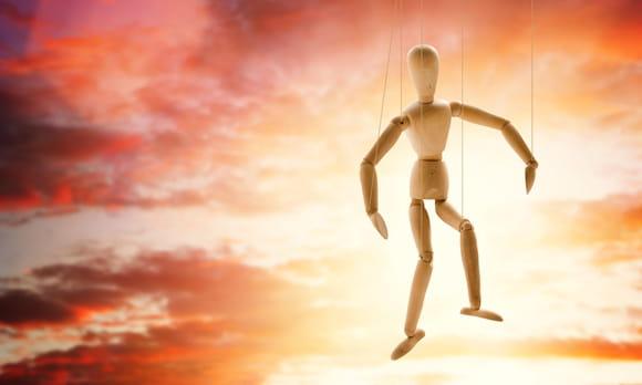Marionnettes articulées