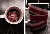 Mugcake au chocolat allégé