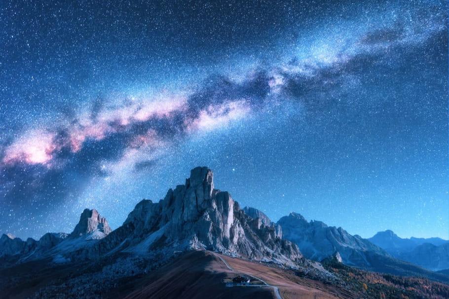 Voie lactée: ce qu'il faut savoir sur notre galaxie