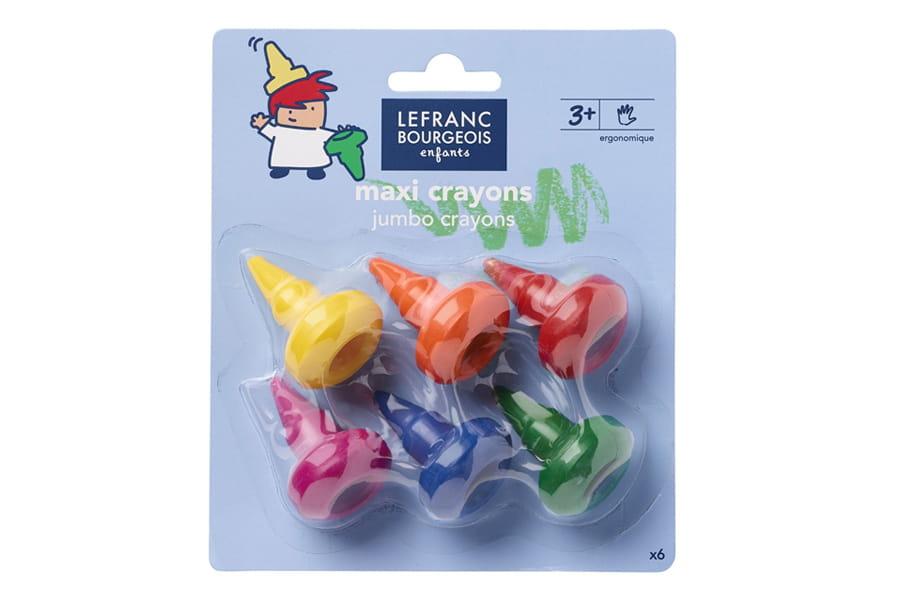 Les Maxi Crayons