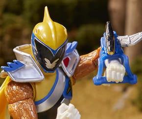 Power Rangers: les meilleurs jouets