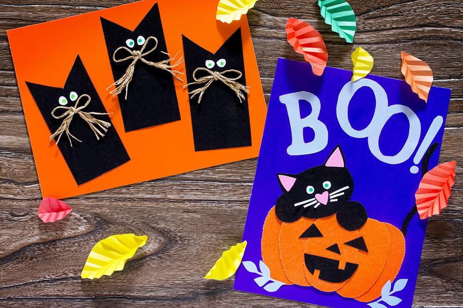 Cartes Joyeux Halloween: notre meilleure sélection