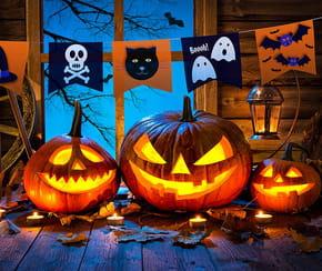 Décorations à imprimer pour Halloween