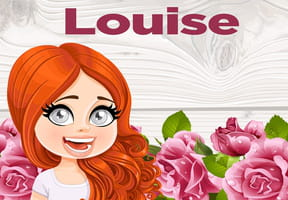 Louise : prénom de fille lettre L