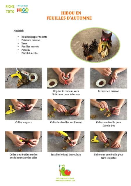 fabriquer-un-hibou-avec-des-feuilles-d-automne