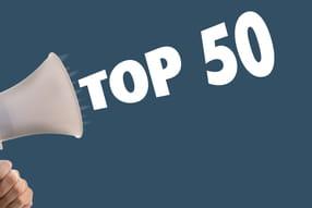 Top 50 des comptines