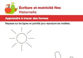 Motricité fine Maternelle, la grenouille verte