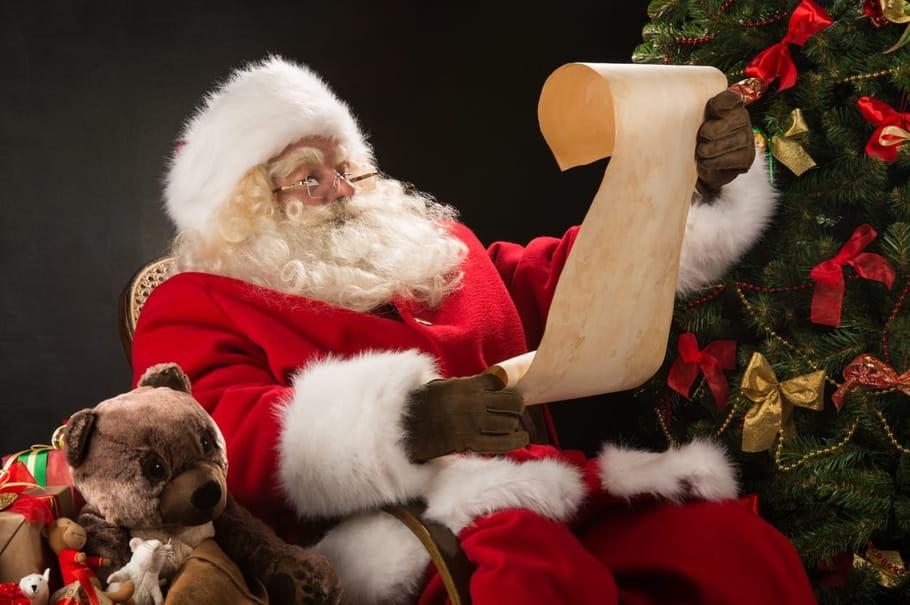 Où et comment écrire au père Noël: L'adresse officielle du père Noël