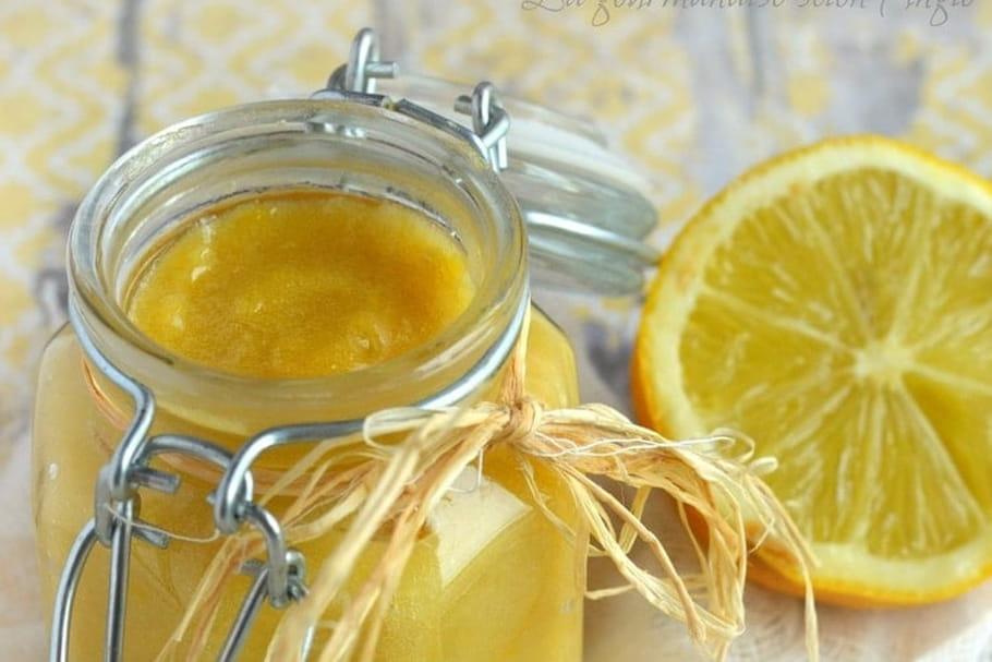 Lemon curd light (sans beurre)