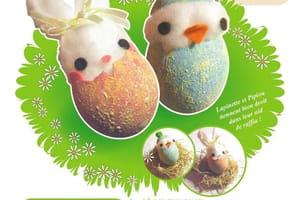 Découpages de Pâques