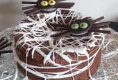 Gâteau toile d'araignée [VIDÉO]