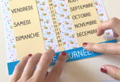 Fabriquer un calendrier éphéméride à imprimer [VIDEO]