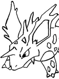 Pokémon nidorino
