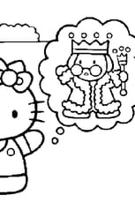 hello kitty en princesse
