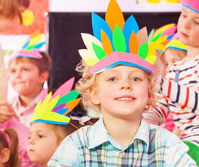 Masque à imprimer pour Carnaval et Mardi-gras