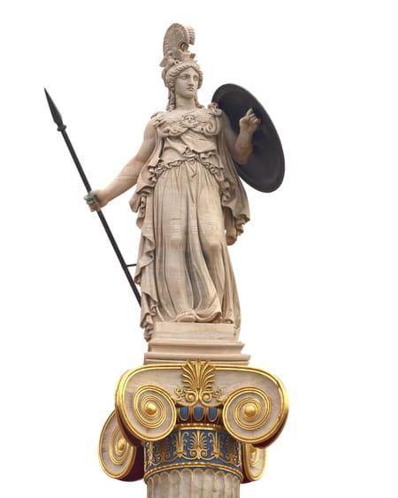 athena-dieux-mythologie-grecque