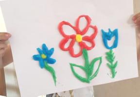 Peinture gonflante: comment faire de la peinture 3D?