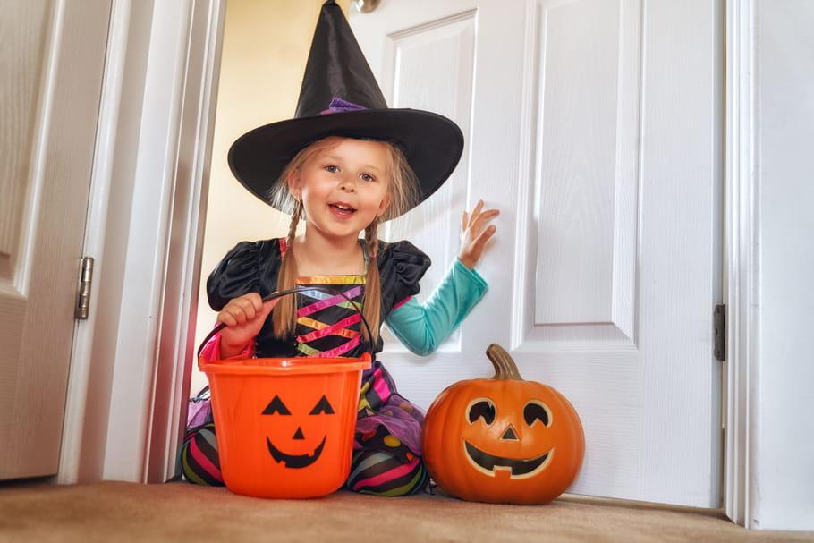 Déguisement Halloween: des modèles DIY pour filles et garçons
