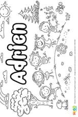 Adrien prénom de garçon version 4