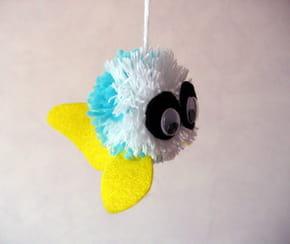Le petit poisson pompon