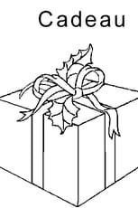 Coloriage lettre C comme cadeau en Ligne Gratuit à imprimer
