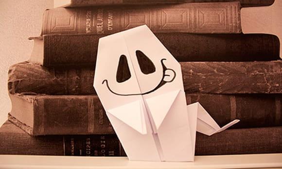 Origami Halloween