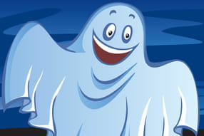 Coloriages Fantômes Halloween