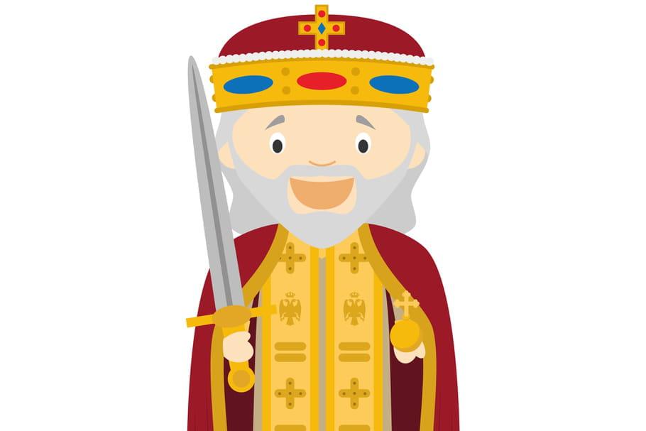 Charlemagne: qui était le Roi des Francs?