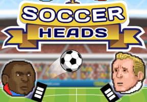 Jeu: Football Heads