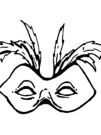 Masque pour Carnaval