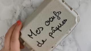 Étape 5: écrivez un message sur votre boîte