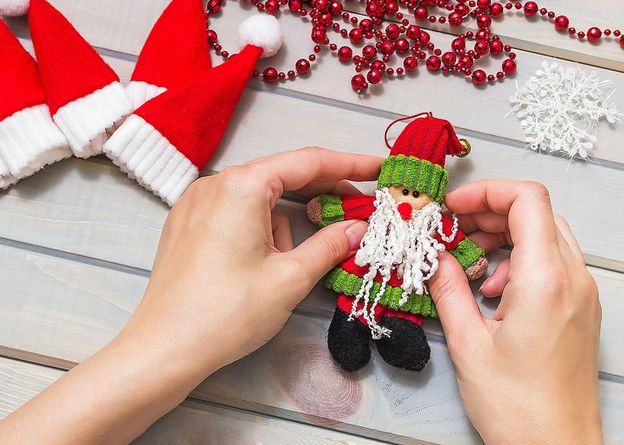 Activités père Noël: nos plus beaux tutoriaux DIY