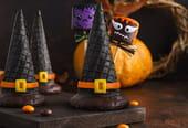 Les cookies chapeau de sorcière pour Halloween [VIDEO]