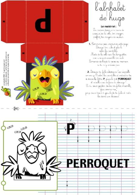 lettre-alphabet-p-apprendre-a-ecrire