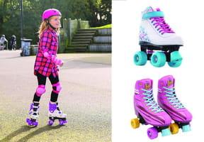 Notre sélection de patins à roulettes