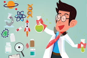 Coloriages Scientifiques