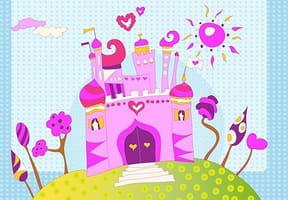Papiers à lettres Princesses