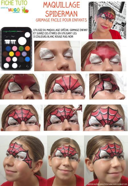 tutoriel-maquillage-spiderman